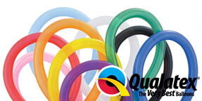 Qualatex 260q Traditional Assortment Modelling Balloons