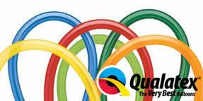 Qualatex 350q Carnival Assortment Modelling Balloons
