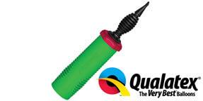 Qualatex Two Way Green Pump