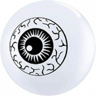eyeball top print