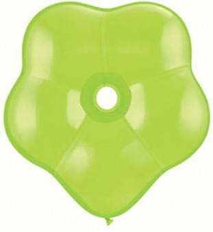 geo lime green