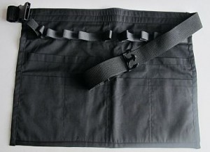 black apron large