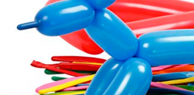 Modelling / Twisting Balloons