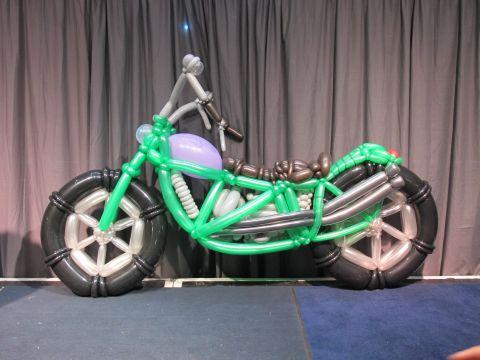 motor bike 16