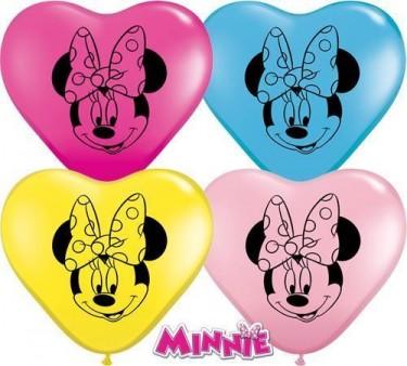 minnie heart