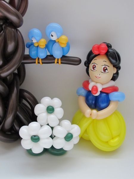 snow white bc