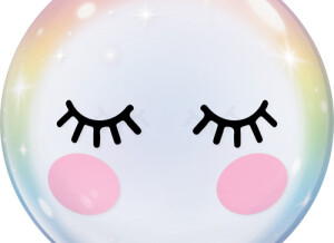 bubble eye lashes